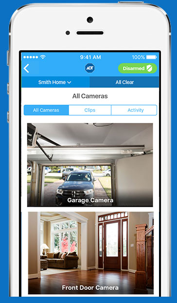 Clemmons-North Carolina-adt-home-security-systems